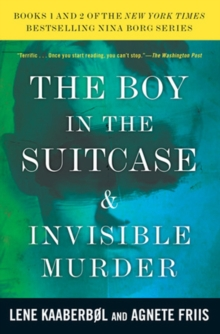 Boy In The Suitcase, The / Invisible Murder, Paperback Book