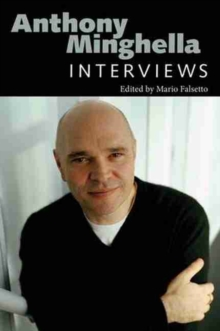 Anthony Minghella : Interviews, Hardback Book