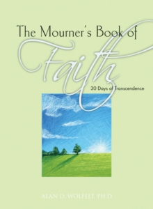 Mourner's Book of Faith, Hardback Book