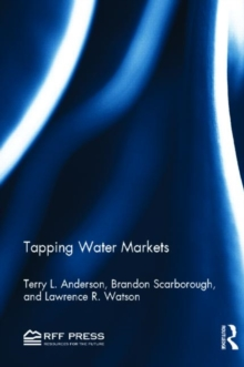 Tapping Water Markets, Hardback Book