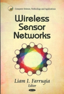 Wireless Sensor Networks, Hardback Book