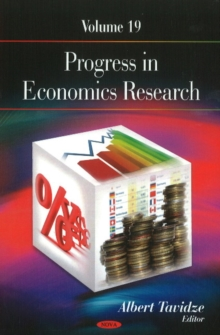 Progress in Economics Research : Volume 19, Hardback Book