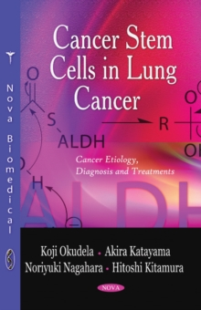 Cancer Stem Cells in Lung Cancer, Paperback / softback Book