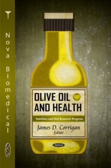 Olive Oil & Health, Hardback Book