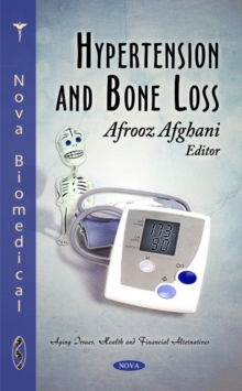 Hypertension & Bone Loss, Hardback Book