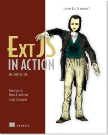 Ext JS in Action, Paperback / softback Book