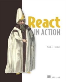 React in Action, Paperback / softback Book
