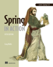 Spring in Action, Fifth Edition, Paperback / softback Book