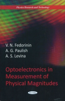 Optoelectronics in Measurement of Physical Magnitudes, Paperback / softback Book