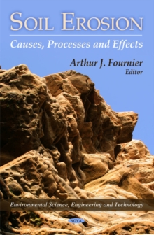 Soil Erosion : Causes, Processes & Effects, Hardback Book