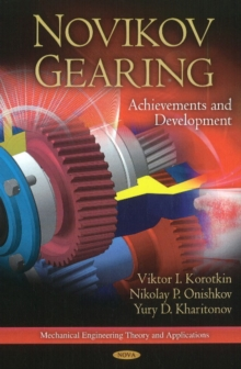 Novikov Gearing : Achievements & Development, Hardback Book