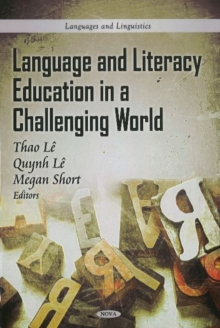 Language & Literacy Education in a Challenging World, Hardback Book