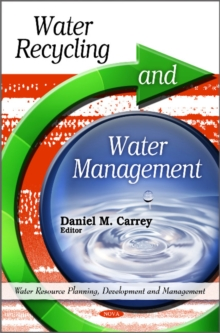 Water Recycling & Water Management, Hardback Book