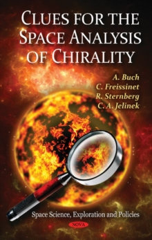 Clues for the Space Analysis of Chirality, Hardback Book