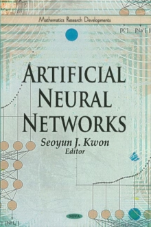 Artificial Neural Networks, Hardback Book