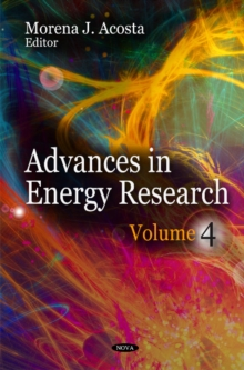Advances in Energy Research : Volume 4, Hardback Book