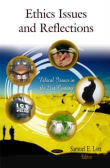 Ethics Issues & Reflections, Hardback Book