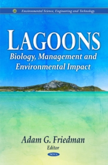 Lagoons : Biology, Management & Environmental Impact, Hardback Book