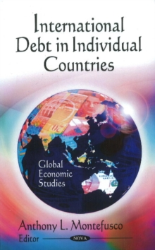 International Debt in Individual Countries, Hardback Book