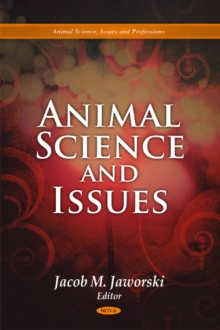 Animal Science & Issues, Hardback Book