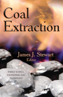 Coal Extraction, Hardback Book