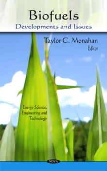Biofuels : Developments & Issues, Hardback Book