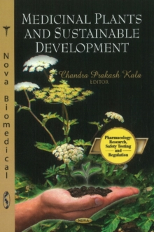 Medicinal Plants & Sustainable Development, Hardback Book