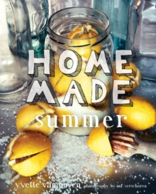 Home Made Summer, Hardback Book