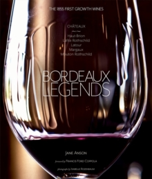 Bordeaux Legends, Hardback Book