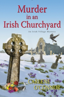 Murder in an Irish Churchyard, Hardback Book