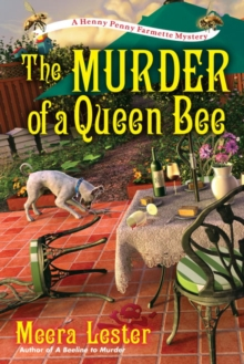 The Murder Of A Queen Bee, Hardback Book