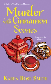 Murder with Cinnamon Scones, Paperback / softback Book