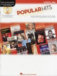 Instrumental Play-Along : Popular Hits - Violin (Book/Online Audio), Paperback / softback Book