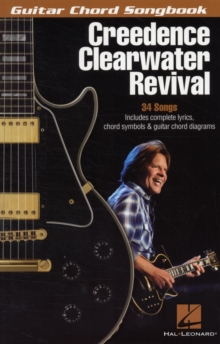 Creedence Clearwater Revival : Guitar Chord Songbook, Paperback Book