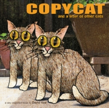 Copycat : And a Litter of Other Cats, Hardback Book