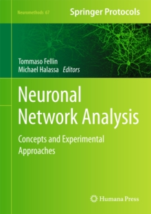 Neuronal Network Analysis : Concepts and Experimental Approaches, Mixed media product Book
