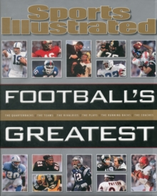 Sports Illustrated Football's Greatest, Hardback Book