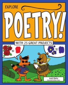 Explore Poetry! : With 25 Great Projects, Hardback Book
