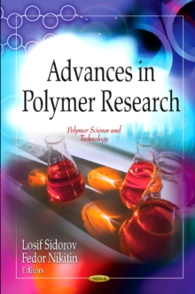Advances in Polymer Research, Hardback Book