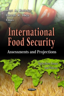 International Food Security : Assessments & Projections, Paperback / softback Book