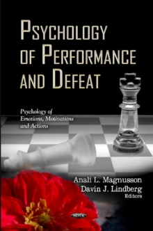 Psychology of Performance & Defeat, Hardback Book