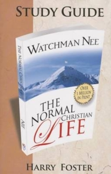 NORMAL CHRISTIAN LIFE STUDY GUIDE THE, Paperback Book