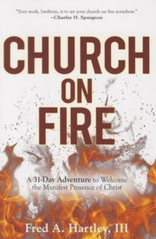 CHURCH ON FIRE, Paperback Book