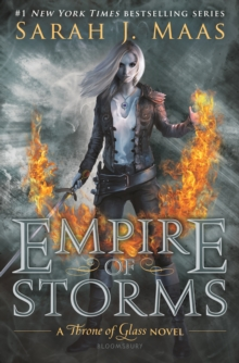 Empire of Storms, Hardback Book