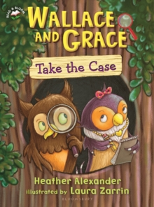 Wallace and Grace Take the Case, Hardback Book