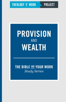 Provision and Wealth, Paperback / softback Book