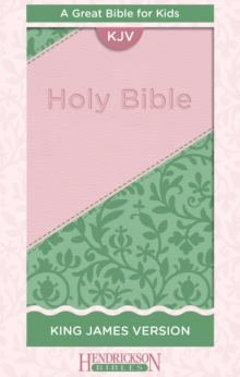 KJV Kids Bible, Leather / fine binding Book