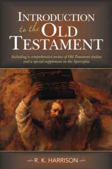 Introduction to the Old Testament, Paperback / softback Book