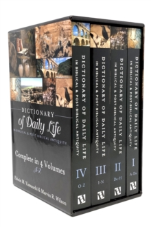 Dictionary of Daily Life in Biblical and Post-Biblical Antiquity : A-Z, Paperback / softback Book