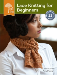 Craft Tree Lace Knitting For Beginners, Paperback / softback Book